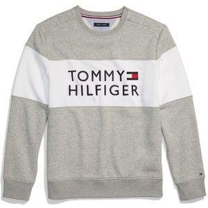 Tommy crew neck